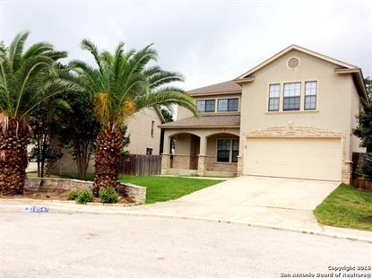 18547 Brigantine Creek  San Antonio, TX MLS# 1117726