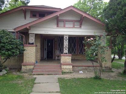 1624 KENTUCKY AVE  San Antonio, TX MLS# 1118597
