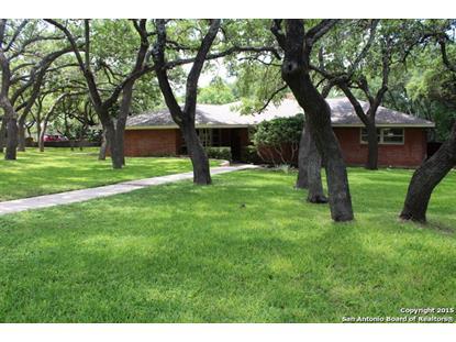 211 ZORNIA DR  Castle Hills, TX MLS# 1120471