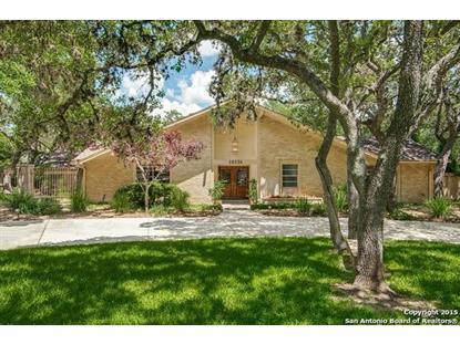 16534 HIDDEN VIEW ST  San Antonio, TX MLS# 1121275