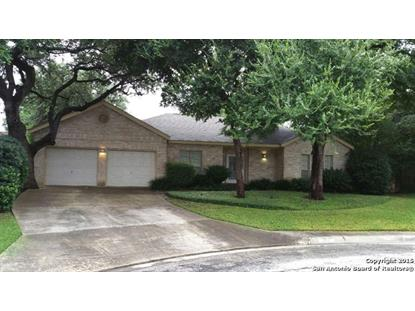 15107 Spring Water Circle  San Antonio, TX MLS# 1124088