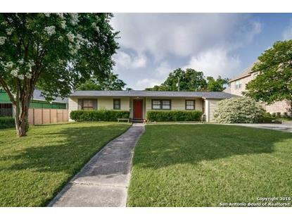 112 SEFORD  Terrell Hills, TX MLS# 1124163