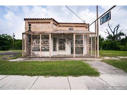 3611 S PRESA  San Antonio, TX MLS# 1124312
