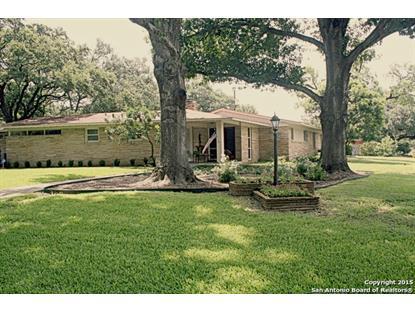 200 PRINZ DR  Castle Hills, TX MLS# 1124694