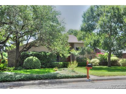 15522 Triple Creek Dr  San Antonio, TX MLS# 1124922