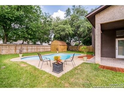 15202 Moonlit Grove  San Antonio, TX MLS# 1126945
