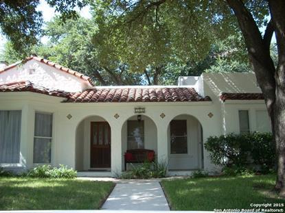 341 FURR DR  San Antonio, TX MLS# 1127599