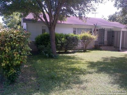714 CRAVENS AVE  San Antonio, TX MLS# 1127668