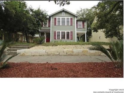 315 W GRAMERCY PL  San Antonio, TX MLS# 1128588