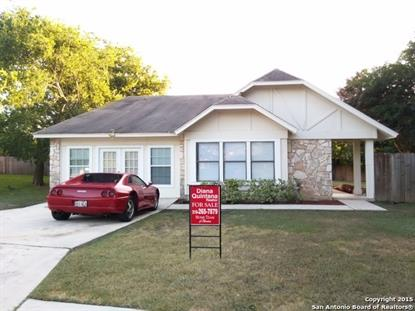 10303 Country Bluff  San Antonio, TX MLS# 1129206