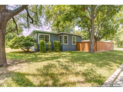 103 NORTHILL DR  San Antonio, TX MLS# 1131717