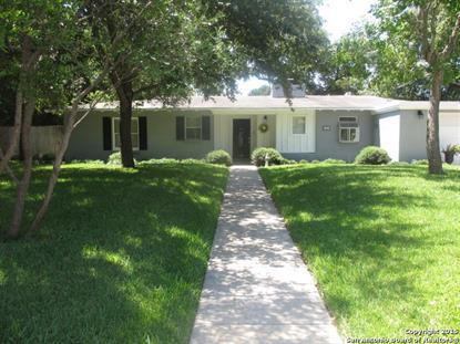 114 BRYKER DR  Terrell Hills, TX MLS# 1131730