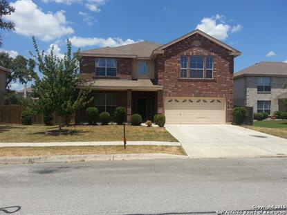 12411 Cotton Creek  San Antonio, TX MLS# 1132392