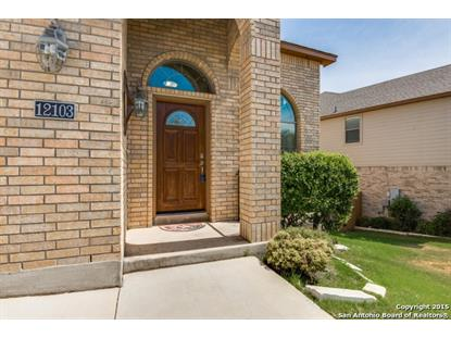 12103 Faithcrest  San Antonio, TX MLS# 1132555