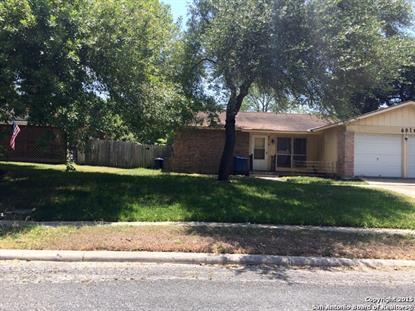 6010 Little Brandywine Creek  San Antonio, TX MLS# 1133063