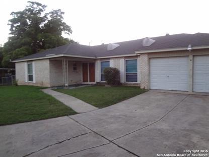 5319 PALM SPRINGS DR  San Antonio, TX MLS# 1135255