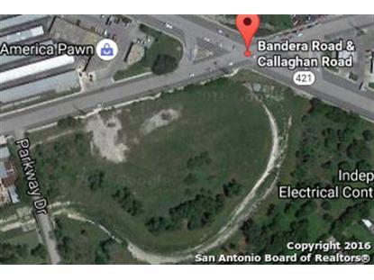 99999999 corner Bandera and Callaghan  San Antonio, TX MLS# 1135405