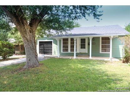 211 THORAIN BLVD  San Antonio, TX MLS# 1135460