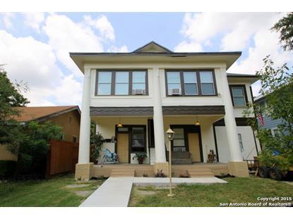 1025 W CRAIG PL  San Antonio, TX MLS# 1135541