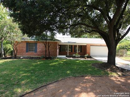 424 Rittiman Rd  Terrell Hills, TX MLS# 1135998