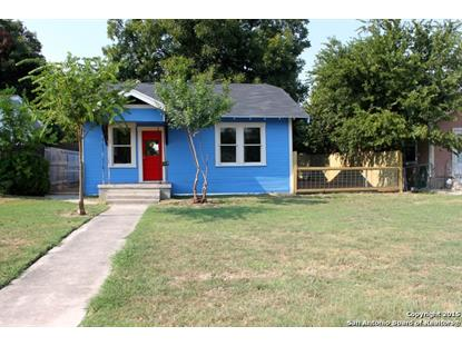 1115 FULTON AVE  San Antonio, TX MLS# 1136946