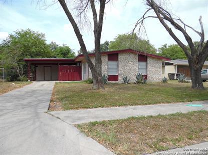 5019 Village Row Dr  San Antonio, TX MLS# 1137082
