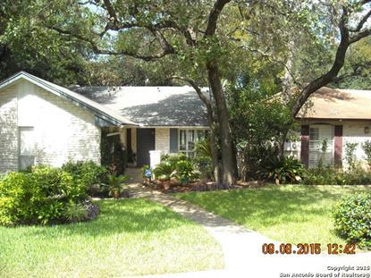 11103 WHISPER VALLEY ST  San Antonio, TX MLS# 1137352