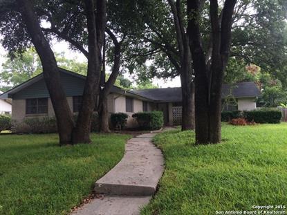 132 BLUET LN  Castle Hills, TX MLS# 1137671