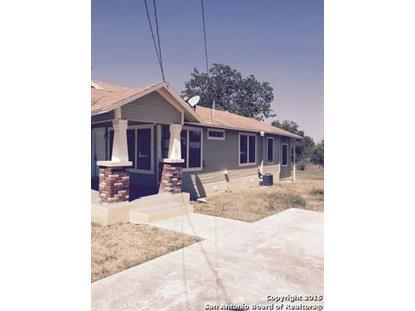 1607 DELGADO ST  San Antonio, TX MLS# 1140388