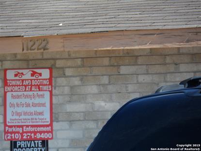 11222 Belair Dr  San Antonio, TX MLS# 1140579
