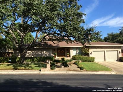 13131 QUEENS FOREST ST  San Antonio, TX MLS# 1141174