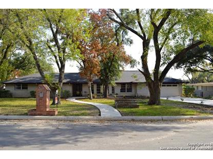 208 NORTHCREST DR  Castle Hills, TX MLS# 1141553