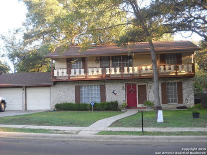 731 PATRICIA  San Antonio, TX MLS# 1142074