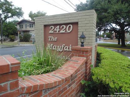 2420 MCCULLOUGH AVE  San Antonio, TX MLS# 1145083