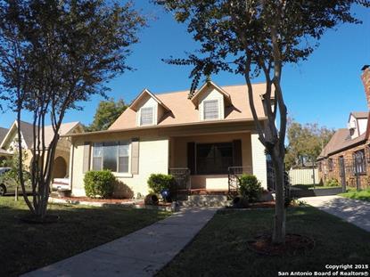 507 DONALDSON AVE  San Antonio, TX MLS# 1146272