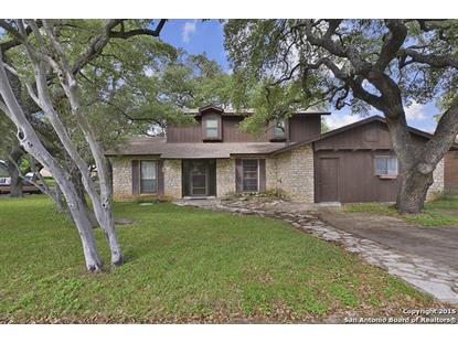6611 Forest Bend N  San Antonio, TX MLS# 1147552