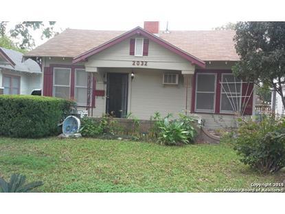 2032 w huisache ave  San Antonio, TX MLS# 1148153