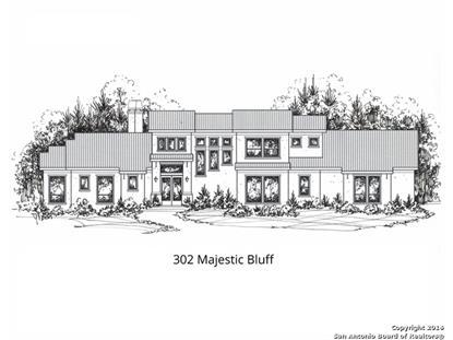 302 Majestic Bluff  San Antonio, TX MLS# 1148783