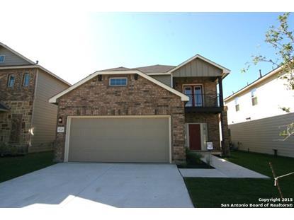 8726 Atwater Creek  San Antonio, TX MLS# 1148813