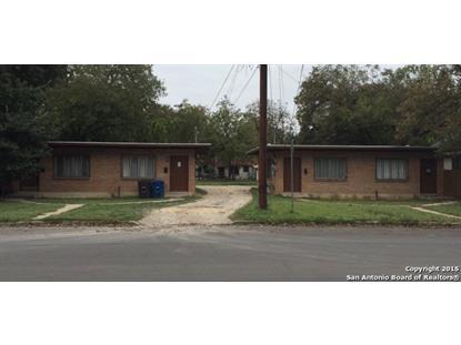 425 E MISTLETOE AVE  San Antonio, TX MLS# 1150360