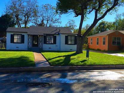 546 HERMINE BLVD  San Antonio, TX MLS# 1150495