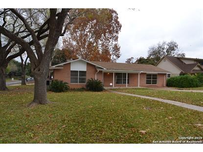 301 Towne-Vue Dr  Castle Hills, TX MLS# 1153132