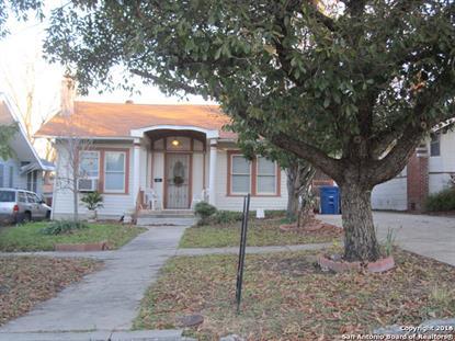 1029 HUISACHE AVE  San Antonio, TX MLS# 1153298