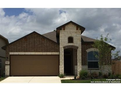 9027 Dusty Run Ln  San Antonio, TX MLS# 1154153
