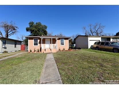 435 Clower St  San Antonio, TX MLS# 1154603