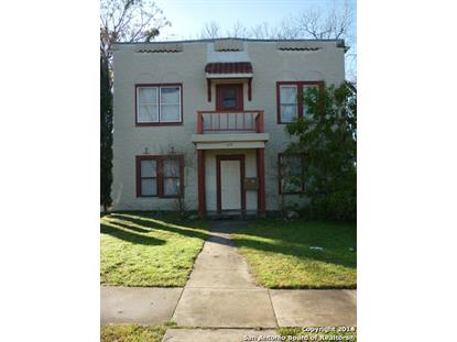 614 FULTON AVE  San Antonio, TX MLS# 1156985