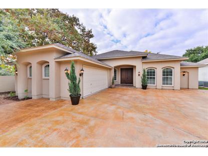 100 Palm Circle  Castle Hills, TX MLS# 1157758
