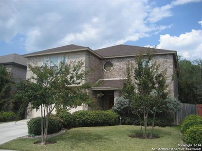 10523 Staggering Creek  San Antonio, TX MLS# 1157807