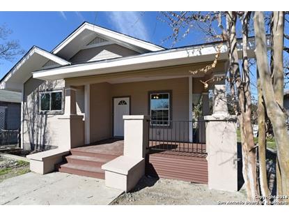 935 W LYNWOOD AVE  San Antonio, TX MLS# 1158330