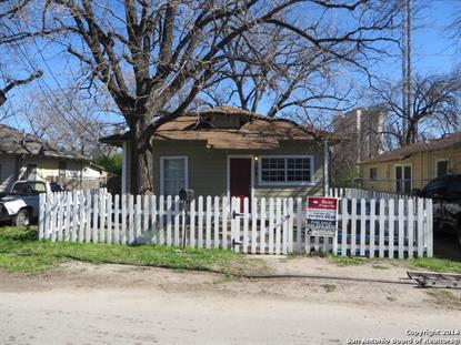 106 AGANIER AVE  San Antonio, TX MLS# 1159134